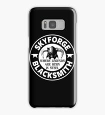 Skyforge - Where Legends Are Born In Steel Samsung Galaxy Case/Skin