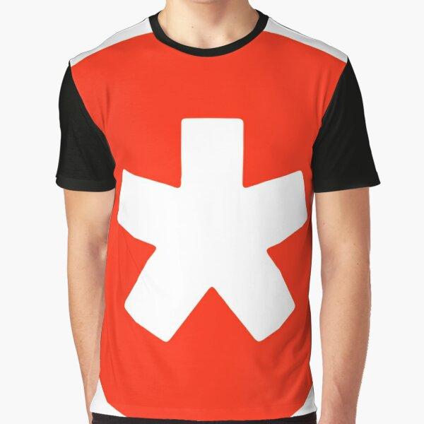 Original Red Star Graphic T-Shirt