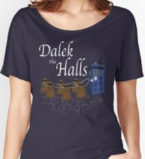 The Doctor's Sleigh Women's Relaxed Fit T-Shirt