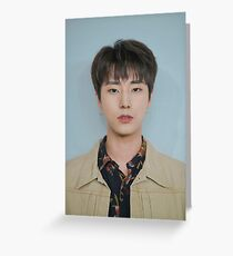 YOUNG K - all alone day6 Greeting Card
