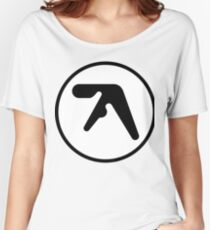 aphex twin sticker Women's Relaxed Fit T-Shirt
