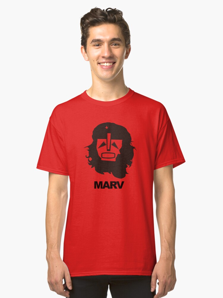 Alternate view of Marvin Classic T-Shirt