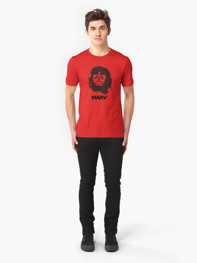 Alternate view of Marvin Slim Fit T-Shirt