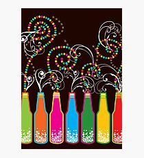 Bubbly Celebrations! Photographic Print