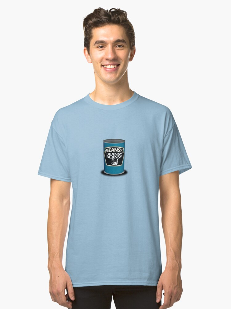 Alternate view of Beansy Beansy Beansy Classic T-Shirt