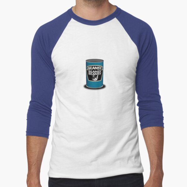 Beansy Beansy Beansy Baseball ¾ Sleeve T-Shirt