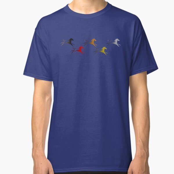 Four direction War Horse Classic T-Shirt