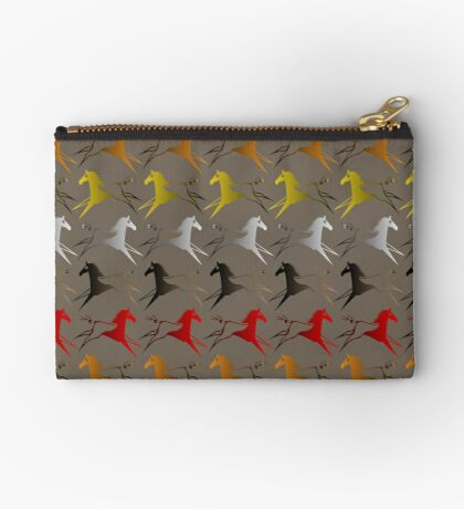 Four direction War Horse Studio Pouch