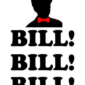 BILL NYE by badanjamak