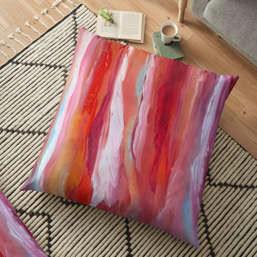 Featherlite Floor Pillow