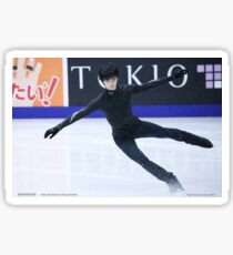 Yuzuru Hanyu Sticker