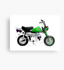 MONKEY BIKE ARTWORK MOTORCYCLE Metal Print