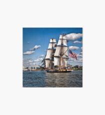 Sailing Home - Erie, PA Art Board