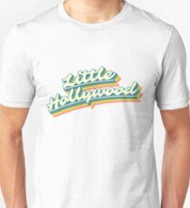 Little Hollywood | Retro Rainbow Unisex T-Shirt