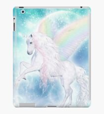 Rainbow Pegasus iPad-Hülle & Klebefolie