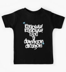 Dungeon Dragon Kids Clothes