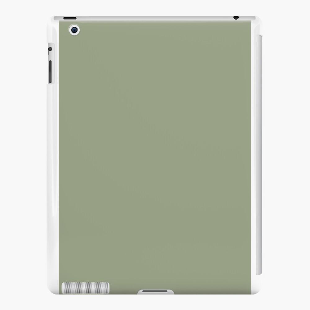 Flechtengrün iPad-Hüllen & Klebefolien