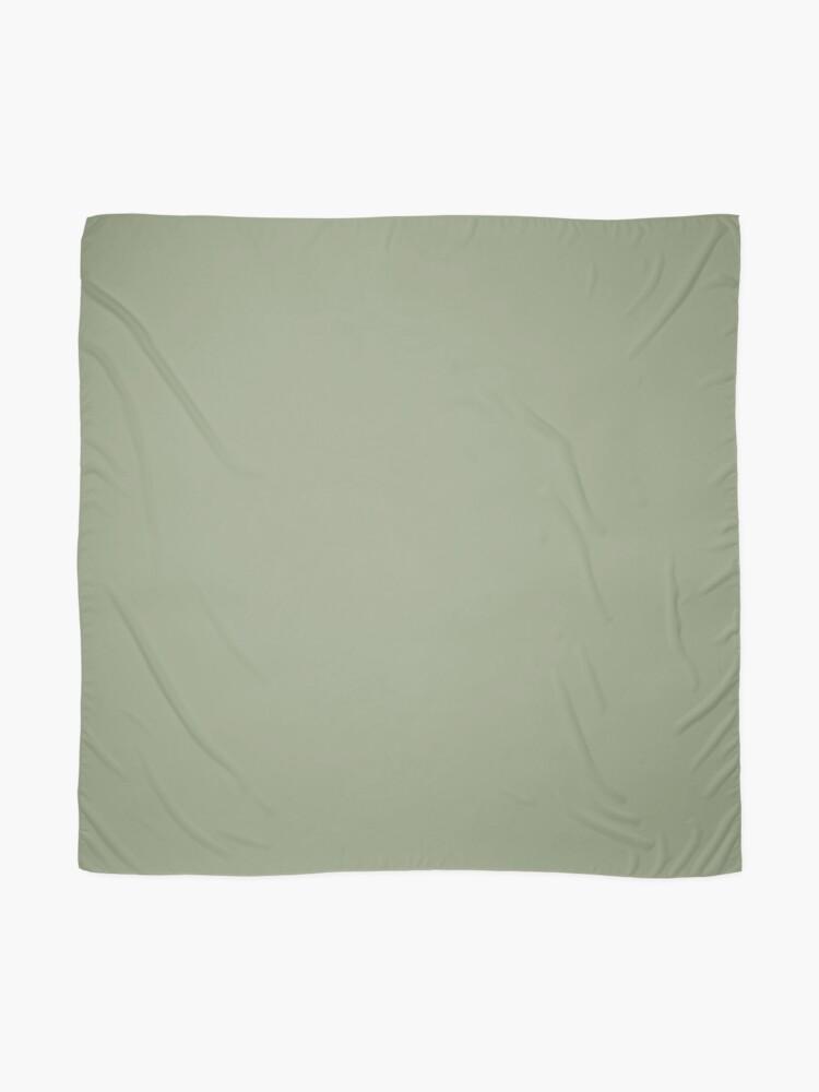 Alternative Ansicht von Flechtengrün Tuch