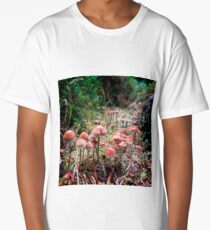 Toadstool Army Long T-Shirt