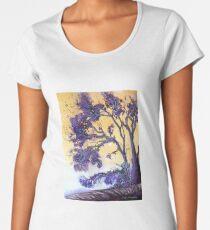 The Wishing Tree  Premium Scoop T-Shirt