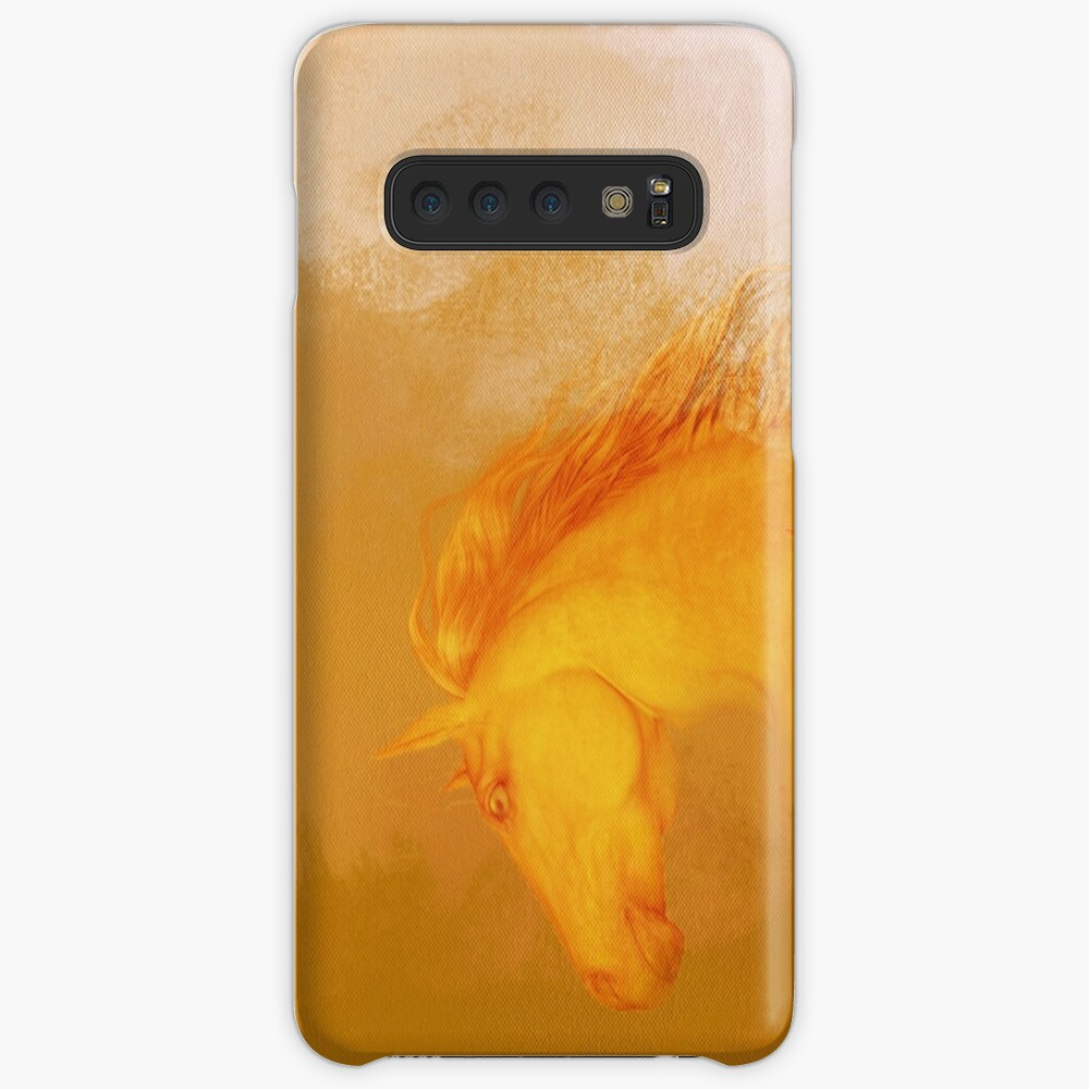 Flaxen manes  Case & Skin for Samsung Galaxy
