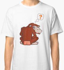 Monkey WTF??? Classic T-Shirt