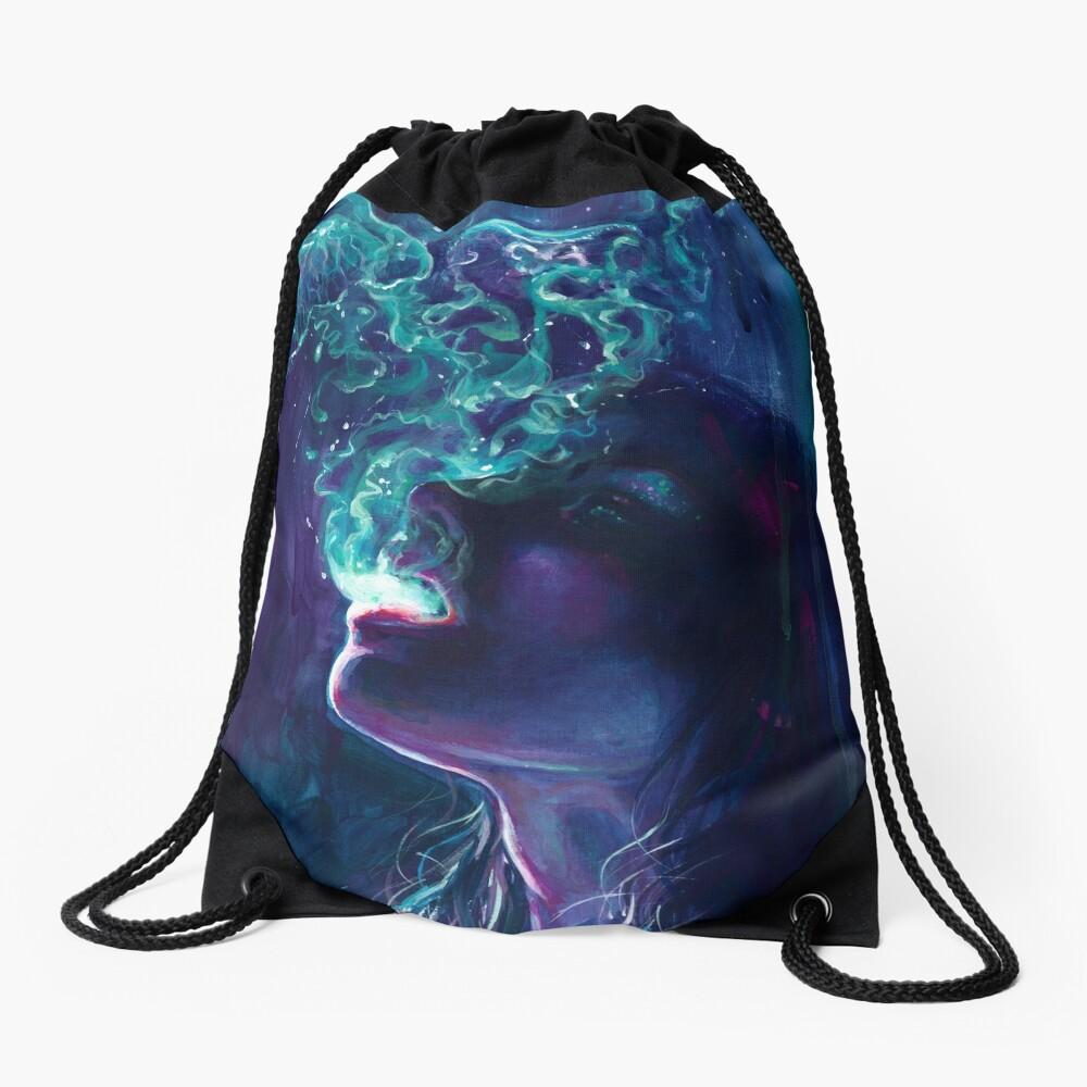 The Ghostmaker Drawstring Bag