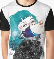 Si me callas by elenagarnu Camiseta gráfica