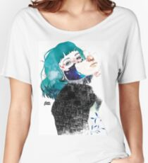 Si me callas by elenagarnu Camiseta ancha