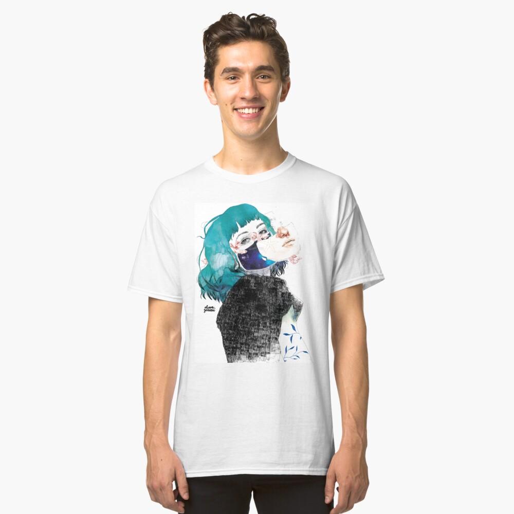 Si me callas by elenagarnu Camiseta clásica