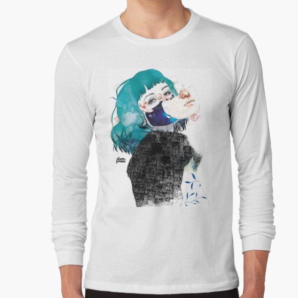 If you shut me up by elenagarnu Long Sleeve T-Shirt
