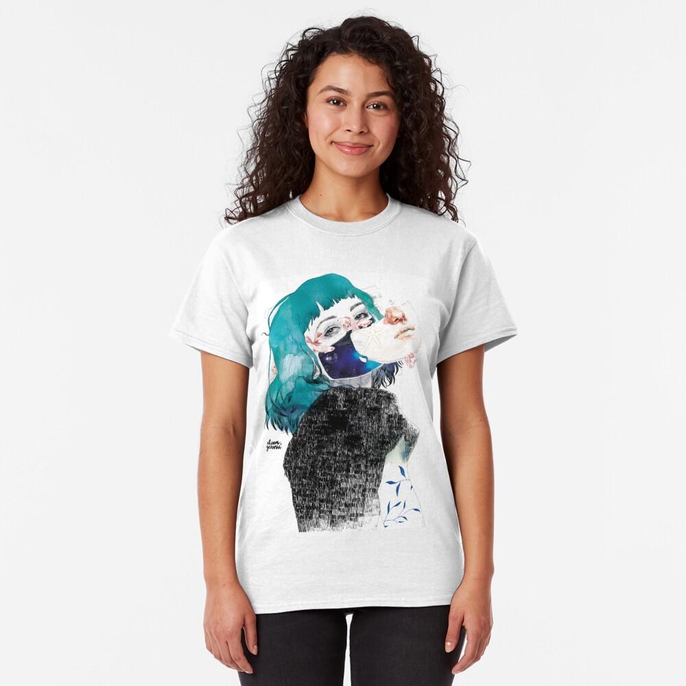 If you shut me up by elenagarnu Classic T-Shirt
