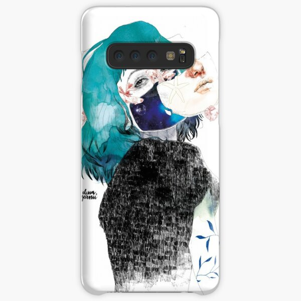 If you shut me up by elenagarnu Samsung Galaxy Snap Case