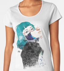 If you shut me up by elenagarnu Women's Premium T-Shirt