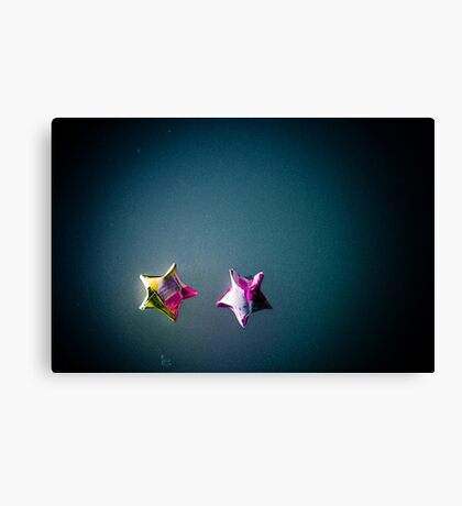 stars in the sky Canvas Print