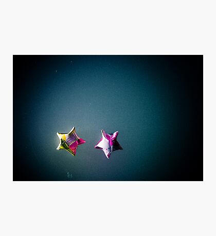 stars in the sky Photographic Print
