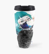If you shut me up by elenagarnu Travel Mug