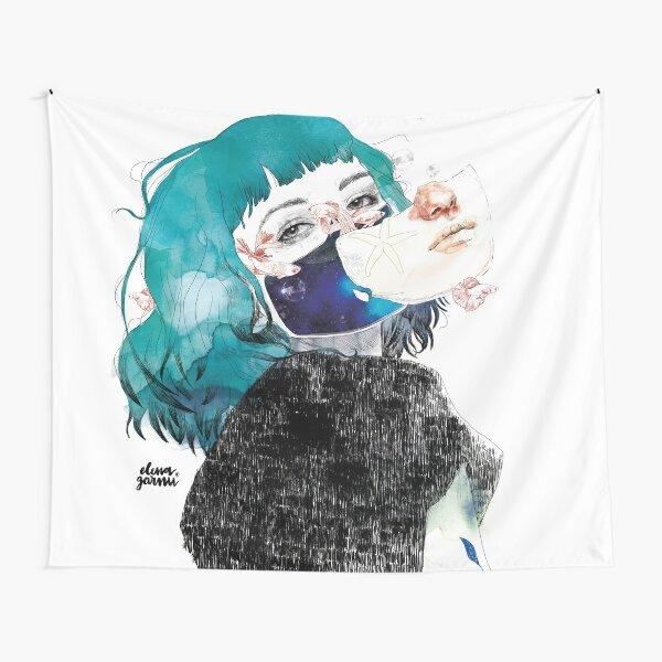 If you shut me up by elenagarnu Tapestry