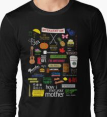 How I Met Your Mother Long Sleeve T-Shirt