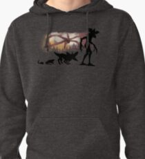 Demogorgon Evolution Pullover Hoodie