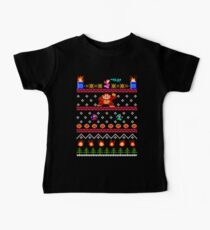 Donkey Kong Christmas Kids Clothes