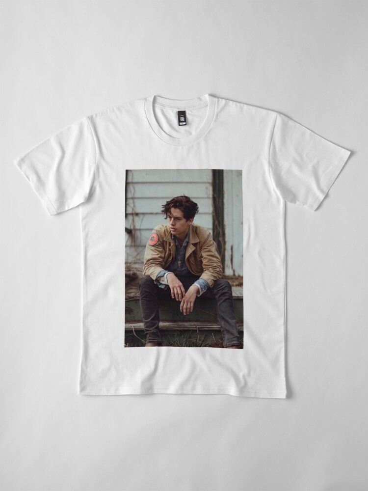 Alternative Ansicht von Jughead Jones - Riverdale Premium T-Shirt