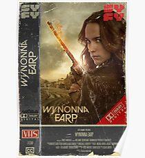 Wynonna Earp VHS Poster