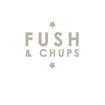 Fush & Chups by zebrafactory