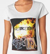 EXTINCTION OF PUNK Women's Premium T-Shirt