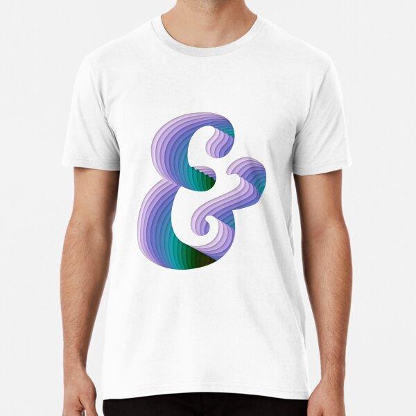 & T-shirt premium