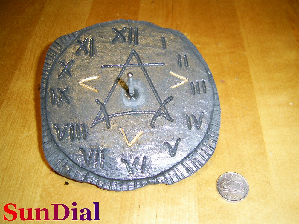 SunDial Illuminati by oberone