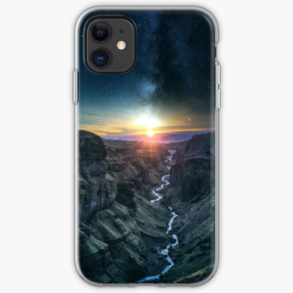 Evening Sky iPhone Case & Cover