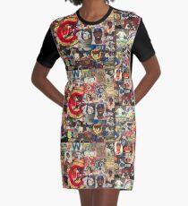 GoCubbies Graphic T-Shirt Dress