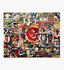 GoCubbies Photographic Print